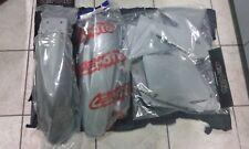 KIT PLASTICHE KTM EXC 125 250 300 1998 1999 2000 4 PZ COLORE GRIGIO