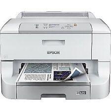 Epson PrecisionCore Workforce Pro Wf-8010dw A3 Colour Inkjet Printer With WIF
