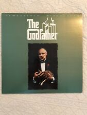 The Godfather Remastered Laserdisc  Widescreen Dolby Digital Al Pacino Copolla