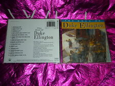 THE BEST OF DUKE ELLINGTON : (CD, 14 TRACKS, 1995)