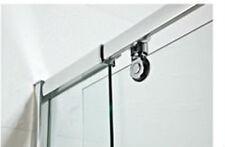 New Shower Screen, 900x820x1950 6mm Safety Glass Semi-Frameless Cabin