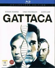 Gattaca (1997) Ethan Hawke Blu-Ray Brand New Free Ship