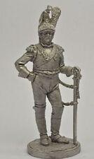 TIN FIGURES FRANCE KÜRASSIER 3RD CUIRASSIER REGIMENT IN 1812 54MM 1/32 N61