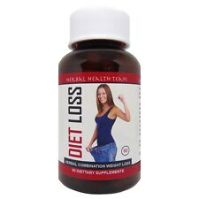 Dieting pills DIET LOSS helps burn your body fat ONE MONTH COURSE Sold Worldwide