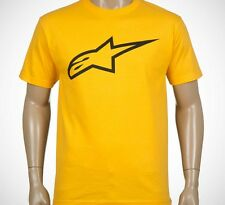 Alpinestars Ageless Classic Tee (L) Gold Black