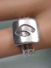 No Stone Ring Vintage Fine Jewellery (1980s)