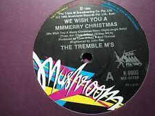 "Tremble M's ""We Wish You A Merry Christmas"" + Rare TRIPLE M THEME - DR. DANOz 7"""
