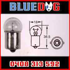 6v Motorbike Indicator Globe  Bulb 10w BA15s Base x5 (You Are Buying 5)  HL1610
