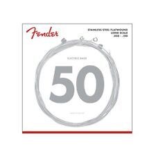 Fender® 9050 Stainless Flatwound Bass Strings