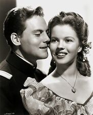 RARE STILL SHIRLEY TEMPLE AND HER HUSBAND