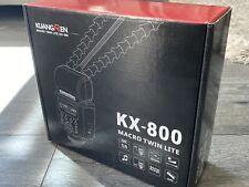 Venus Optics KX-800 Flexible Macro Twin Flash - Brand New CIB