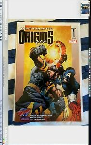 🇺🇸ULTIMATE ORIGINS#1:The Watchers/Origin of SuperSoldier Serum+Cap Am.(2008)🔥