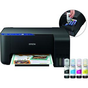 Epson EcoTank ET-2711 3in1 Drucker Scanner Kopierer Multifunktionsgerät A4 WLAN