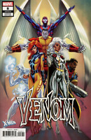 Venom #8 (J Scott Campbell Variant / Uncanny X-Men / 2018 / NM)