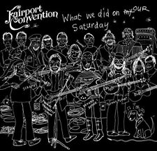 Fairport Convention - What We Did On Our Saturday (NEW 2 x CD)