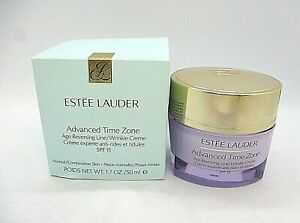 Estee Lauder Advanced Time Zone Age Reversing Line/Wrinkle Creme SPF15 ~ 1.7 oz