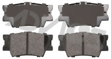 Disc Brake Pad Set-XRS Rear ADVICS AD1212