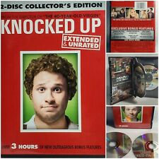 Knocked Up (Dvd, 2007, 2-Disc Set, Unrated Unprotected Widescreen)