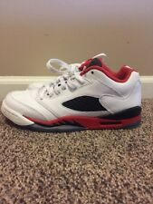 Jordan 5 Fire Red Size 6.5