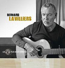 Les 50 Plus belles chansons Bernard LAVILLIERS Barclay CD 01/01/2012