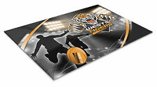 Wests Tigers NRL Lenticular Placemats - 6 per packet