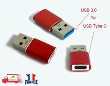 USB 3.0 mâle vers USB Type C femelle OTG adaptateur de données convertisseur