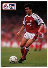 Anders Limpar Arsenal #5 Pro Set Football 1991-2 Trade Card  (C364)