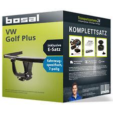 Anhängerkupplung BOSAL starr VW Golf Plus +Elektrosatz NEU inkl. EBA PKW