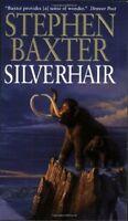 Complete Set Series - Lot of 3 Mammoth books Stephen Baxter Behemoth Silverhair