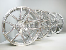 Mercedes G-Wagon Genuine AMG G500 G550 G63 G65 463 R21 Forged Chrome Wheels Set
