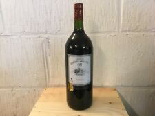 1 Magnum Château Pied d'Argent Bordeaux rouge  millésime 2018