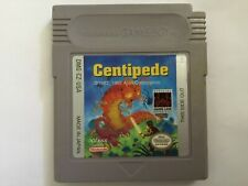 Centipede (Nintendo Game Boy, 1992) Rare Variant Label