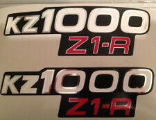 KAWASAKI KZ1R Z1-R 1000 Z1R-D Z1R-1000D SIDE PANEL DECALS