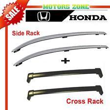 For 12-15 Honda CRV CR-V OE Style Cross Bar + Side Bar Roof Rack Luggage Carrier