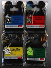 WDI Nightmare Before Christmas I.D. Badges Pins  LE 300