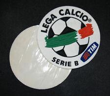 PATCH UFFICIALE LEGA CALCIO BADGE TOPPA SERIE B GOMMINA 2008-2010