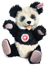 STEIFF 75e anniversaire panda Ltd Edition mohair avec squeaker ean 035005