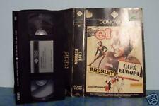 [0278] Cafè Europa (1960) - VHS Elvis Presley rara Domovideo!!