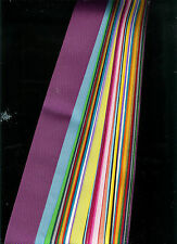 1-1/2 in. grosgrain ribbon solids 15 yards plus OR you choose your colors Lot 8