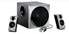 Logitech Z-2300 Speaker System Set Subwoofer 200W w/ Remote THX-Certified