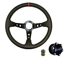 Dragonfire Quick Release Sport V Steering Wheel Kit Can Am Commander / Maverick