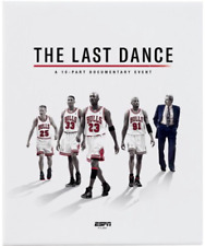 The Last Dance: A 10-Part Documentary (Limited Edition, Blu-Ray) Like New