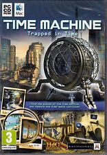 Time Machine Trapped in Time Hidden Object Game BRAND NEW (PC/MAC CD-ROM)