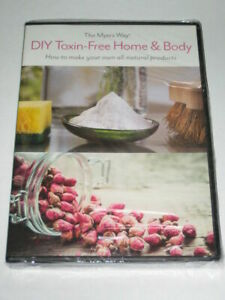 DIY Toxin-Free Home & Body -How To Make Your Own All-Natural Products NEW DVD
