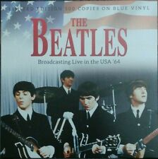 The Beatles - Broadcasting Live In The USA 64 VINYL LP CPLVNY001