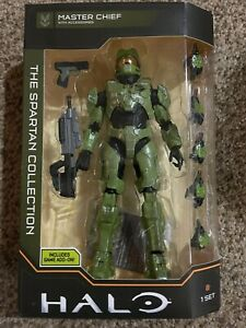 New Halo The Spartan Collection Master Chief Action Figure Sealed