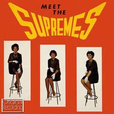 The Supremes : Meet the Supremes CD (2013)