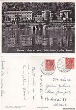 # LIMONTA: VILLA MARCO E SILVIO RESNATI   1956