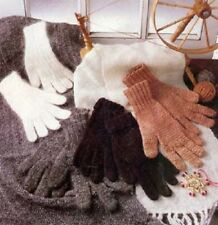 Spin-off magazine winter 1984: Llamas, ramie, mohair, knit