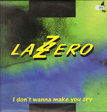 LAZZERO - I Don't Wanna Make You Cry - D.K. Music Productions
